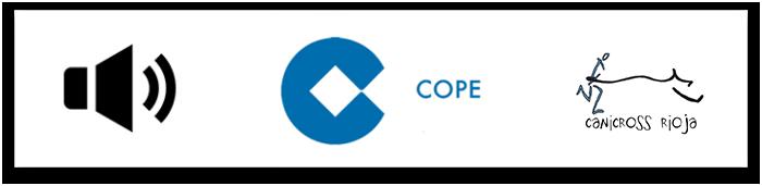 Entrevista sobre Circuito Canicross Logroño 2014 en Cope Rioja